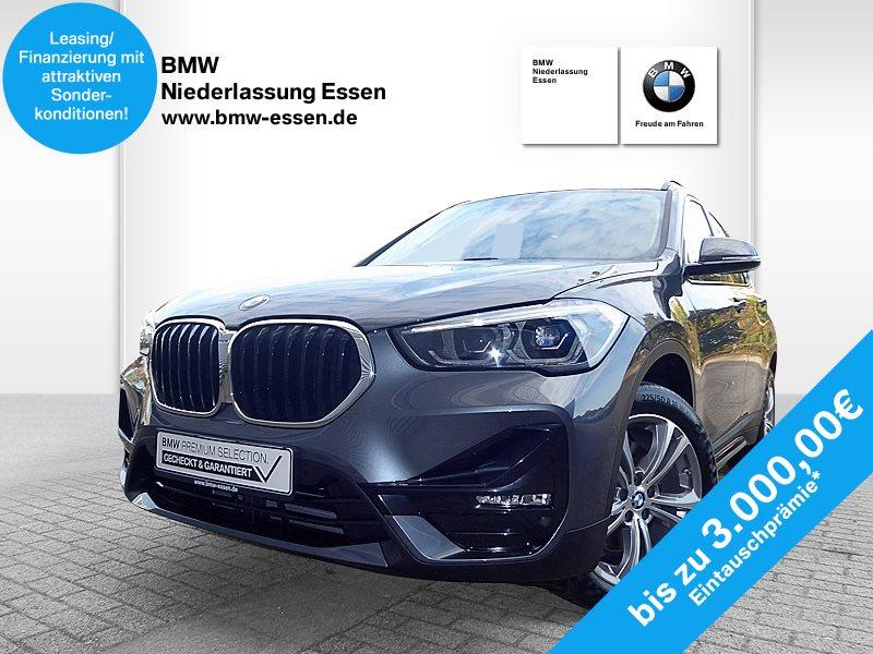 BMW X1 xDrive20d Sport Line, Jahr 2019, Diesel