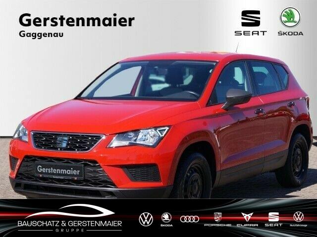 Seat Ateca 1.0 TSI Reference Media System Winter-Pak, Jahr 2017, Benzin
