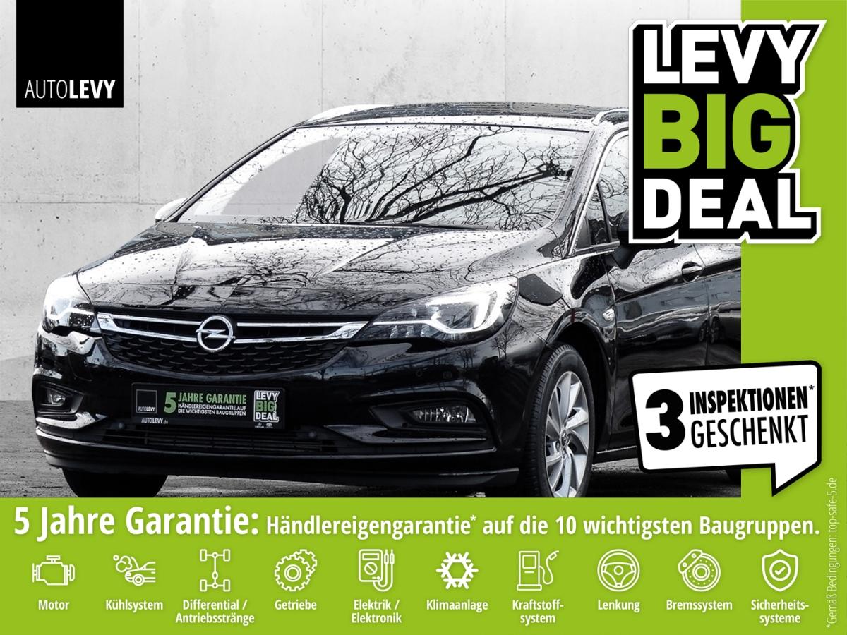 Opel Astra Sports Tourer 1.6 BiTrb D Innovation EURO6, Jahr 2018, Diesel