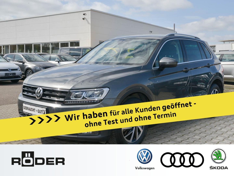 Volkswagen Tiguan JOIN 1.4 TSI DSG Navi LED ACC AppConnect, Jahr 2018, Benzin
