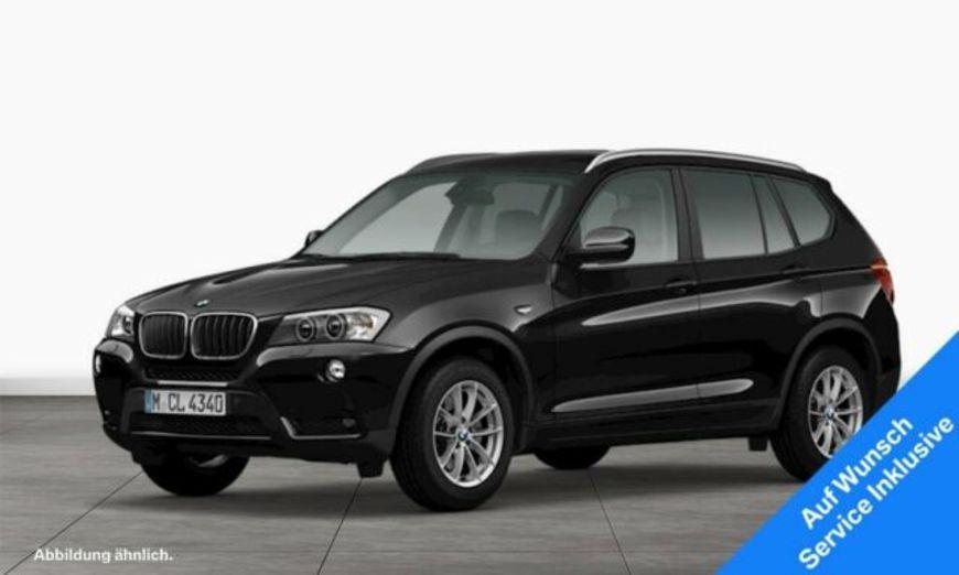 BMW X3 xDrive20d Head-Up Xenon Navi Prof. Tempomat, Jahr 2014, diesel