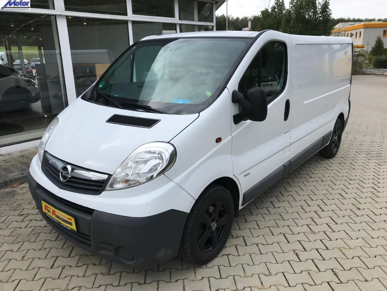 Opel Vivaro KASTEN BOTT EINBAU, Jahr 2013, Diesel
