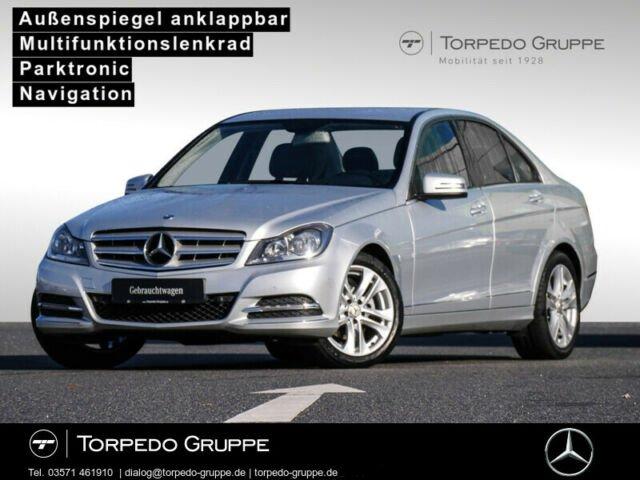 Mercedes-Benz C 200 CDI Avantgarde NAVI+TEMPOMAT+THERMATIC++, Jahr 2013, Diesel