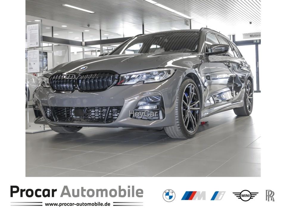 BMW 330d xDrive Touring M Sport Auto. Innovationsp., Jahr 2020, Diesel