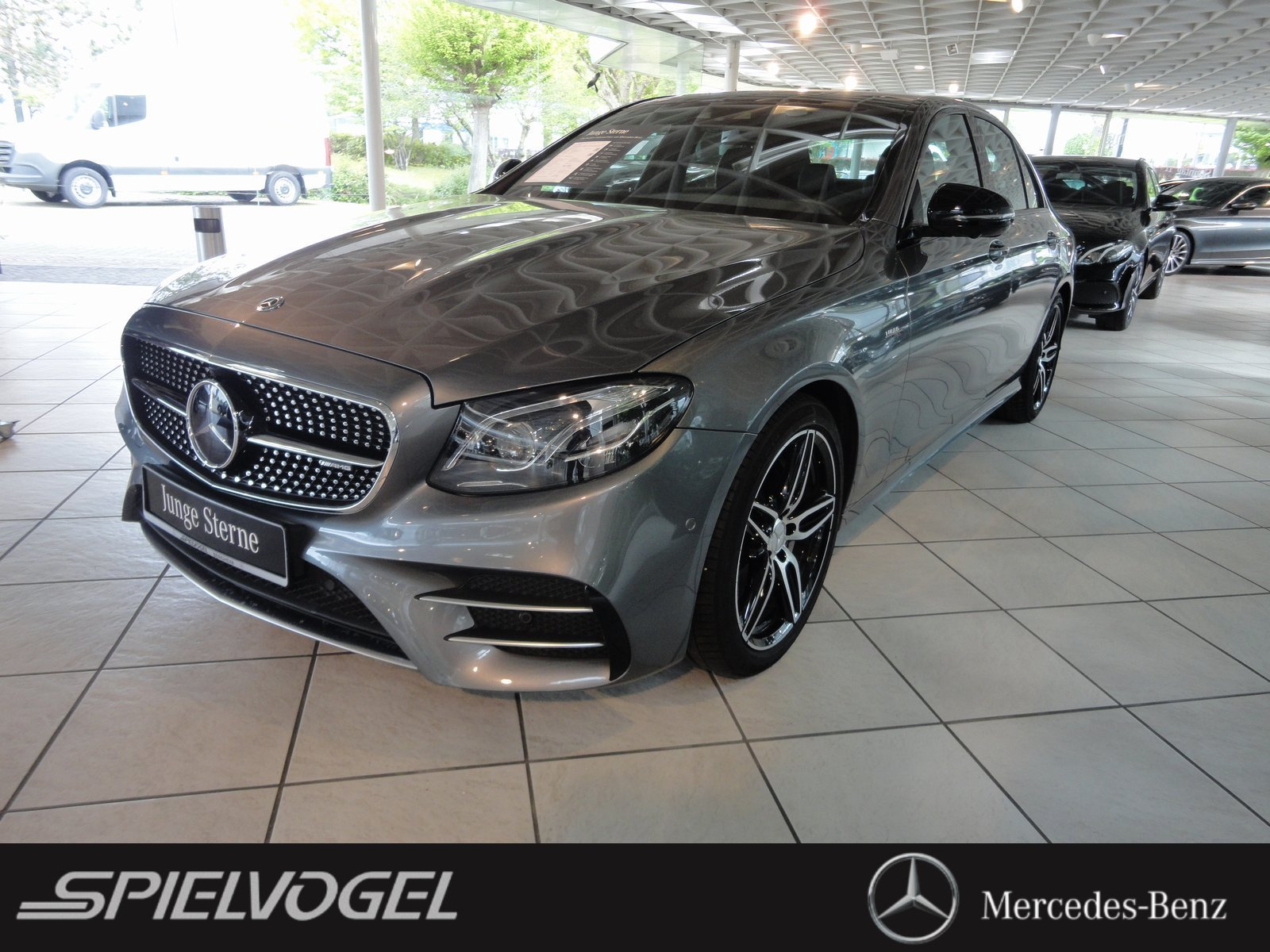 Mercedes-Benz AMG E 53 4M+ PANORAMA MBEAM 360° WIDE ASSISTENZ+, Jahr 2019, Benzin