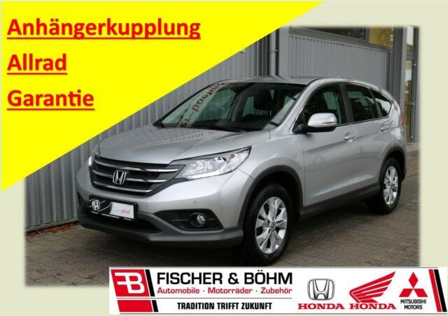 Honda CR-V 2.0 i-VTEC 4WD Elegance AHK, Einparkhilfe, Jahr 2014, Benzin