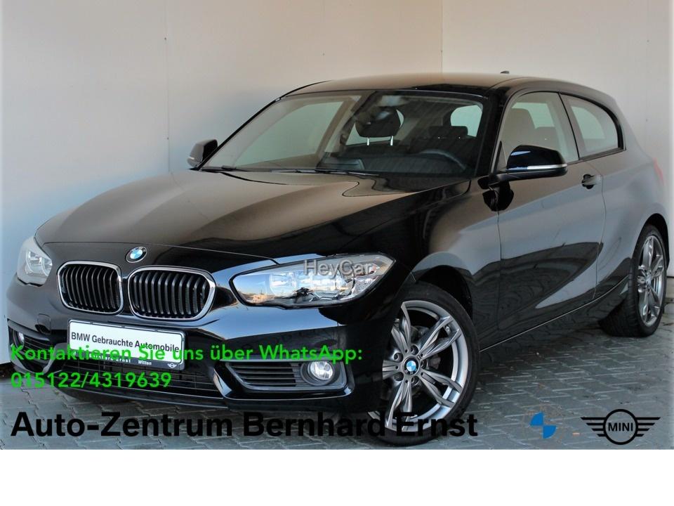 BMW 120i Advantage LM PDC Sitzhzg. Vorn Servotronic, Jahr 2017, Benzin