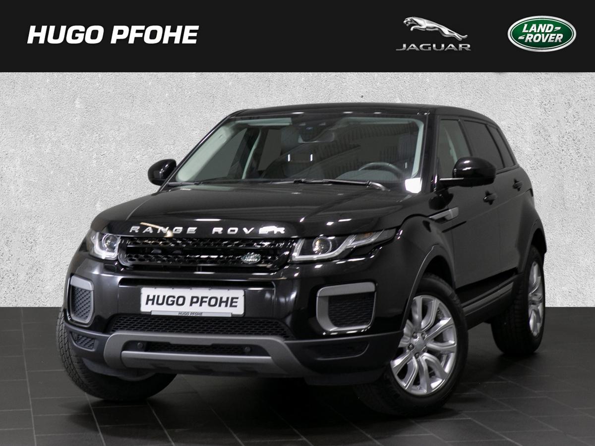 Land Rover Range Rover Evoque SE 2.0 TD4 110kW Autom. Gelän, Jahr 2017, Diesel