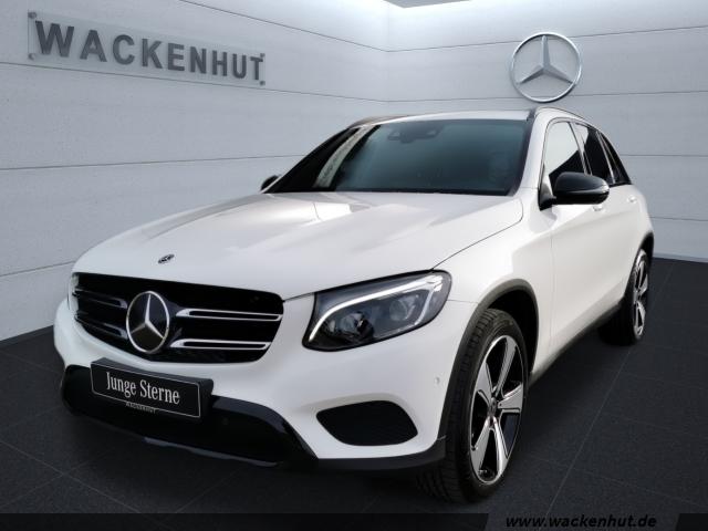 Mercedes-Benz GLC 250 d 4Matic Night Standhzg Distronic LED, Jahr 2017, Diesel
