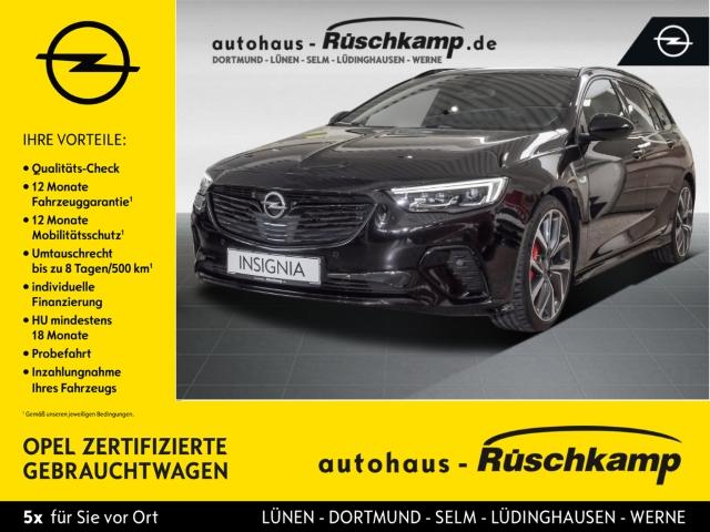 Opel Insignia Sports Tourer GSi 4x4 2.0 CDTI Recaro Headupdisplay, Jahr 2019, Diesel
