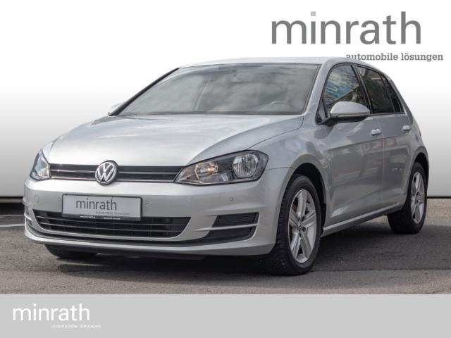 Volkswagen Golf VII Comfortline BMT 1.2 TSI Navi PDCv+h RDC Klima, Jahr 2017, Benzin