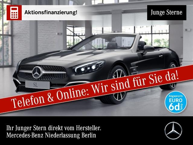 Mercedes-Benz SL 500 Grand Edition Magic Sky Multikontur Key, Jahr 2019, Benzin