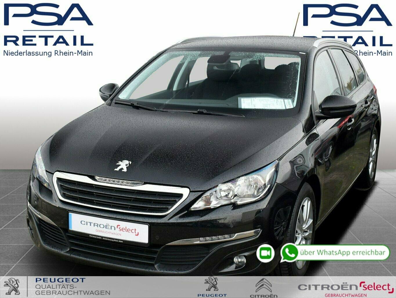 Peugeot 308 SW Active BlueHDi 120 S&S *City&Sicht-Paket*Sitzh*, Jahr 2016, Diesel