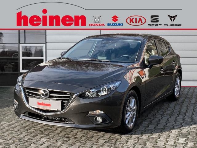 Mazda 3 2.0 SKYACTIV CENTER-LINE SITZHEIZUNG KLIMA, Jahr 2015, Benzin