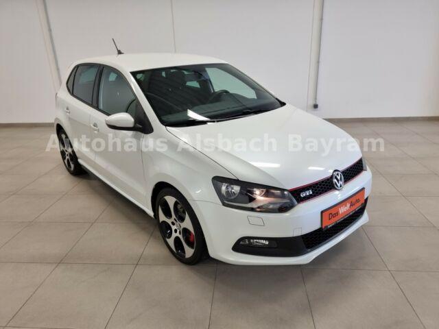 Volkswagen Polo V -GTI- 1.4 TSI DSG *Navig.*Sitzh.*PDC*, Jahr 2014, Benzin