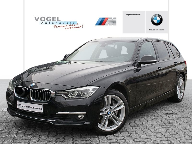 BMW 335d xDrive Touring Modell Luxury Line Euro 6 Navi Prof RFK PDC Klima Shz Head-Up, Jahr 2017, Diesel