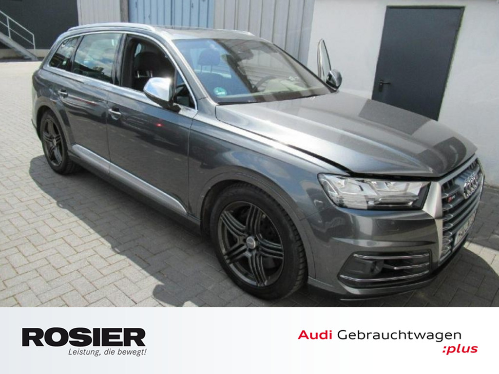 Audi SQ7 4.0 TDI quattro, Jahr 2017, Diesel