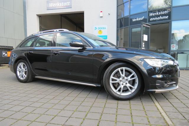 Audi A6 Avant 3.0 TDI Quattro Pano/AirSus/Acc/Kam/Eur, Jahr 2015, Diesel