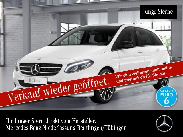 Mercedes-Benz B 250 4M Urban Night Kamera Navi Easy-Vario+ Sitzh, Jahr 2015, Benzin