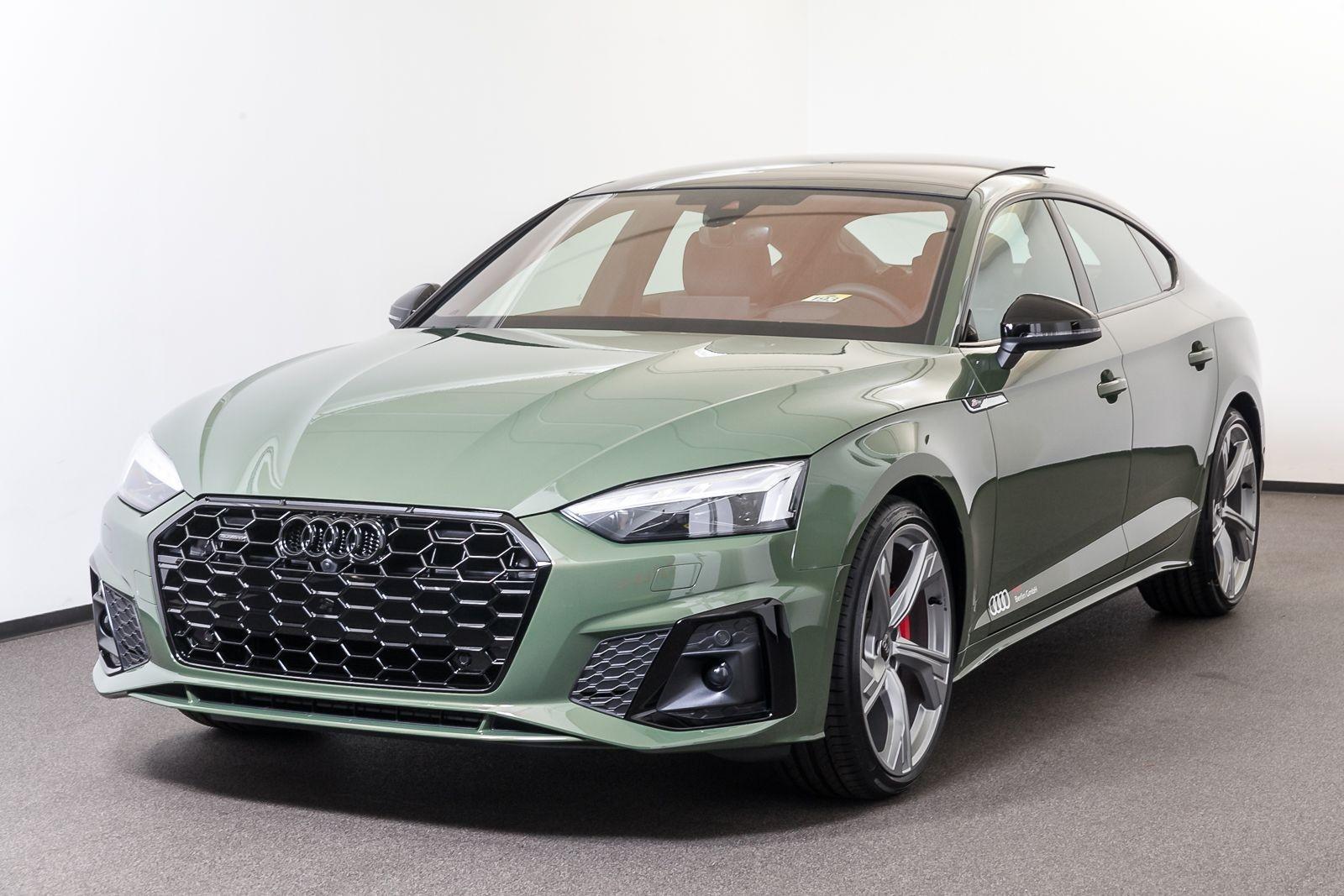 Audi A5 Sportback S line 40 TDI quattro S tronic, Jahr 2021, Diesel