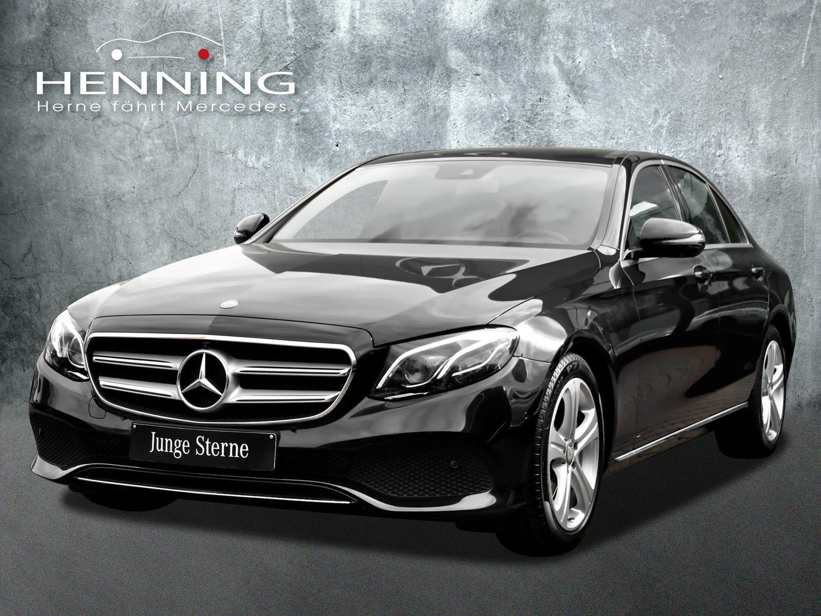 Mercedes-Benz E 350 d Avantgarde 9G Multibeam Memory Totw., Jahr 2016, Diesel
