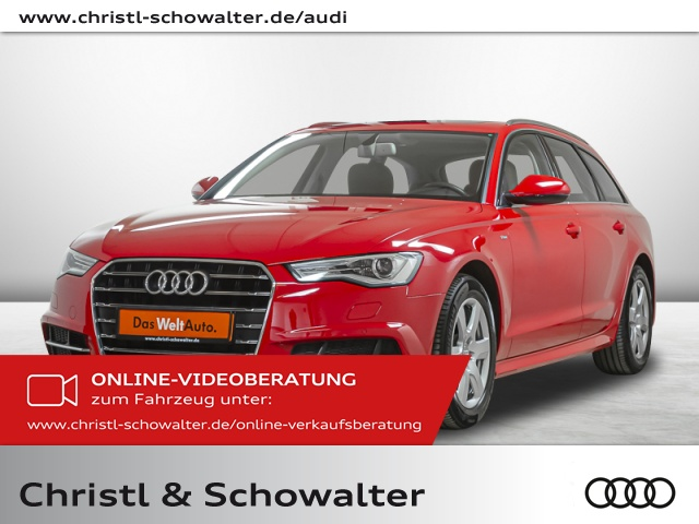 Audi A6 Avant S line 1.8 TFSI ultra S tronic Pano Navi, Jahr 2018, Benzin