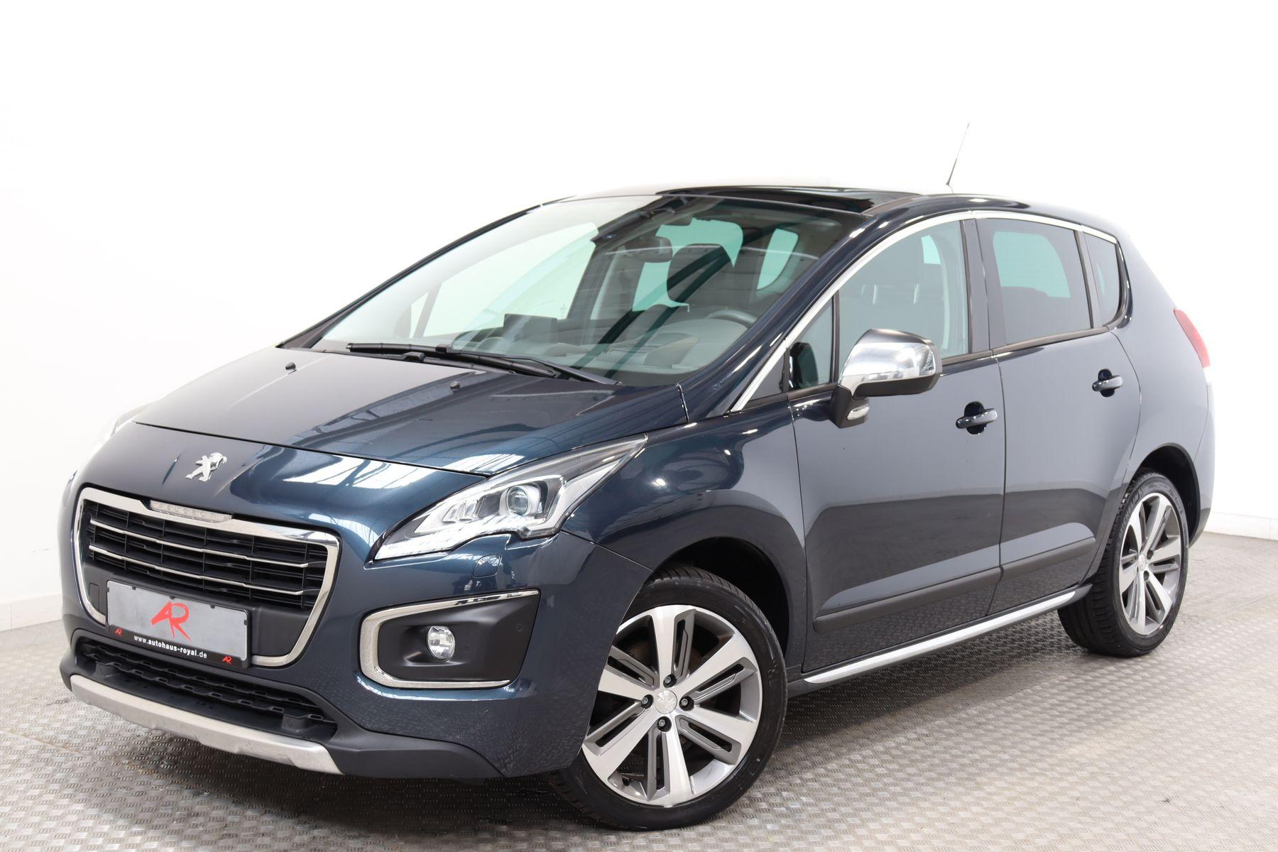 Peugeot 3008 HDi 160 ALLURE BI-XENON,PANO,HEAD-UP,1.HAND, Jahr 2015, Diesel