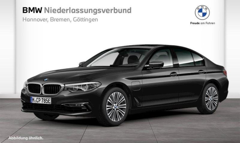 BMW 530e iPerformance Limousine Sport Line HiFi DAB, Jahr 2020, Hybrid