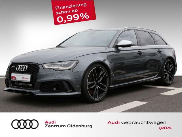 Audi RS6 4.0 TFSI Quattro S-tronic LED Pano Head-Up, Jahr 2014, Benzin