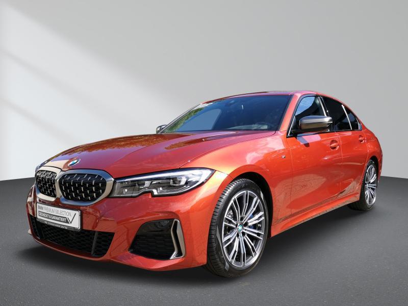 BMW M340i xDrive Sport-Aut.Lim. Navi Head-Up LED Harman/Kardon Driving Assistant Komfortzugan, Jahr 2019, Benzin