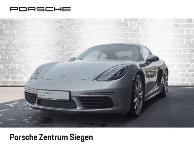 Porsche Cayman 718, Jahr 2018, Benzin