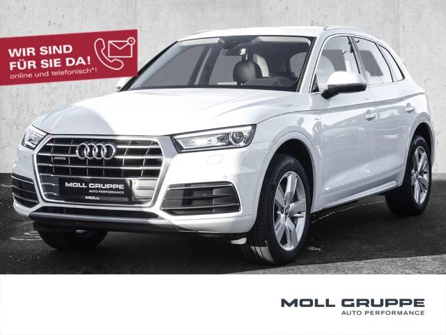 Audi Q5 2.0 TDI quattro sport S tronic NAVI ALU, Jahr 2018, Diesel