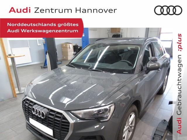 Audi Q3 2.0 TDI Fahrschulwagen Panorama AHK Alcantara, Jahr 2019, Diesel