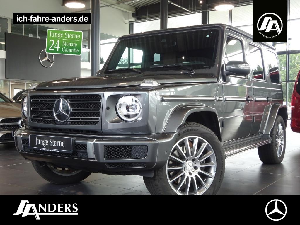 Mercedes-Benz G 500 finanzieren