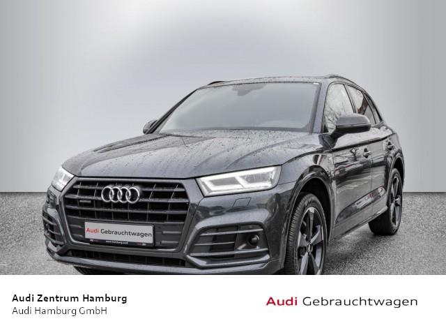 Audi Q5 40 TDI quattro sport S tronic S LINE PANO MATRIX LEDER, Jahr 2018, Diesel