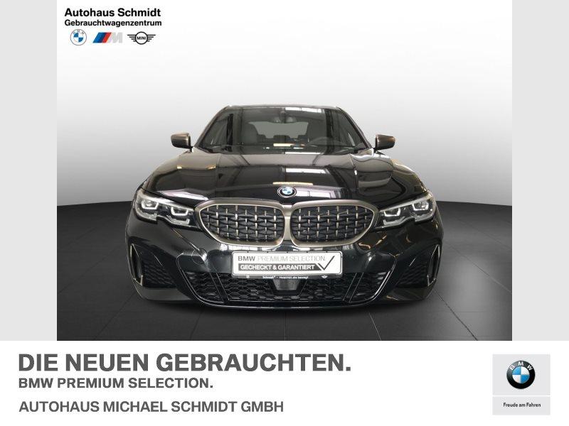 BMW M340i xDrive ACC+DAB+HEAD UP+KOMFORTZUGANG+, Jahr 2019, Benzin
