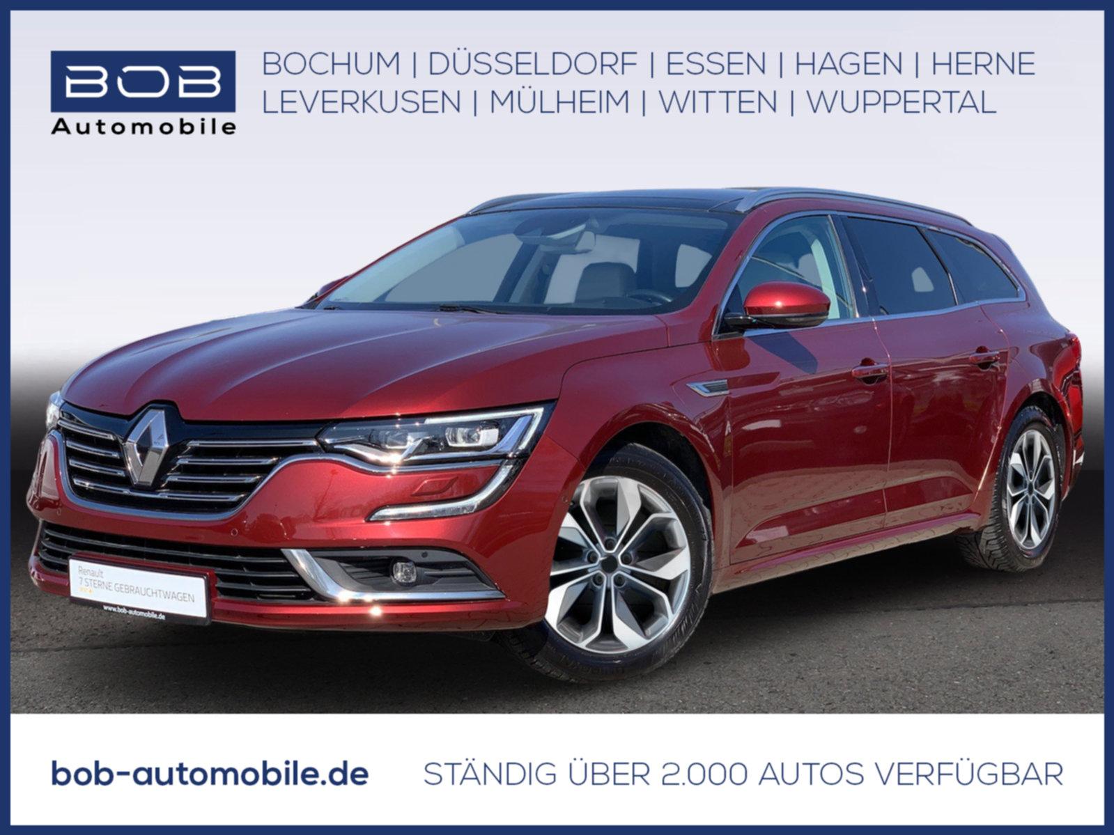 Renault Talisman Grandtour Elysee LEDER AHK NAVI PANO, Jahr 2017, Diesel