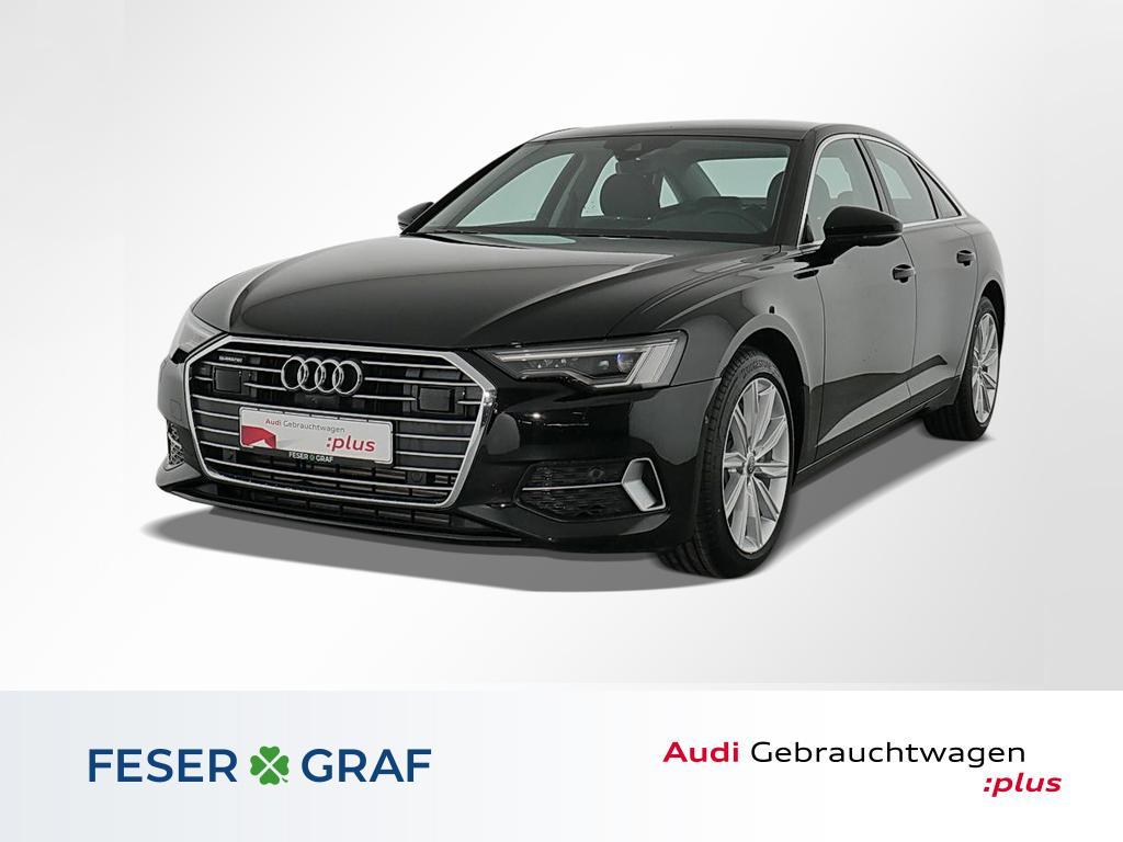 Audi A6 Lim Sport 50 TDI Kamera,LED,Navi,LM 19,DAB, Jahr 2020, Diesel