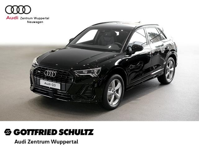 Audi Q3 LINE 40 TDI QUATTRO S TRONIC, Jahr 2021, Diesel