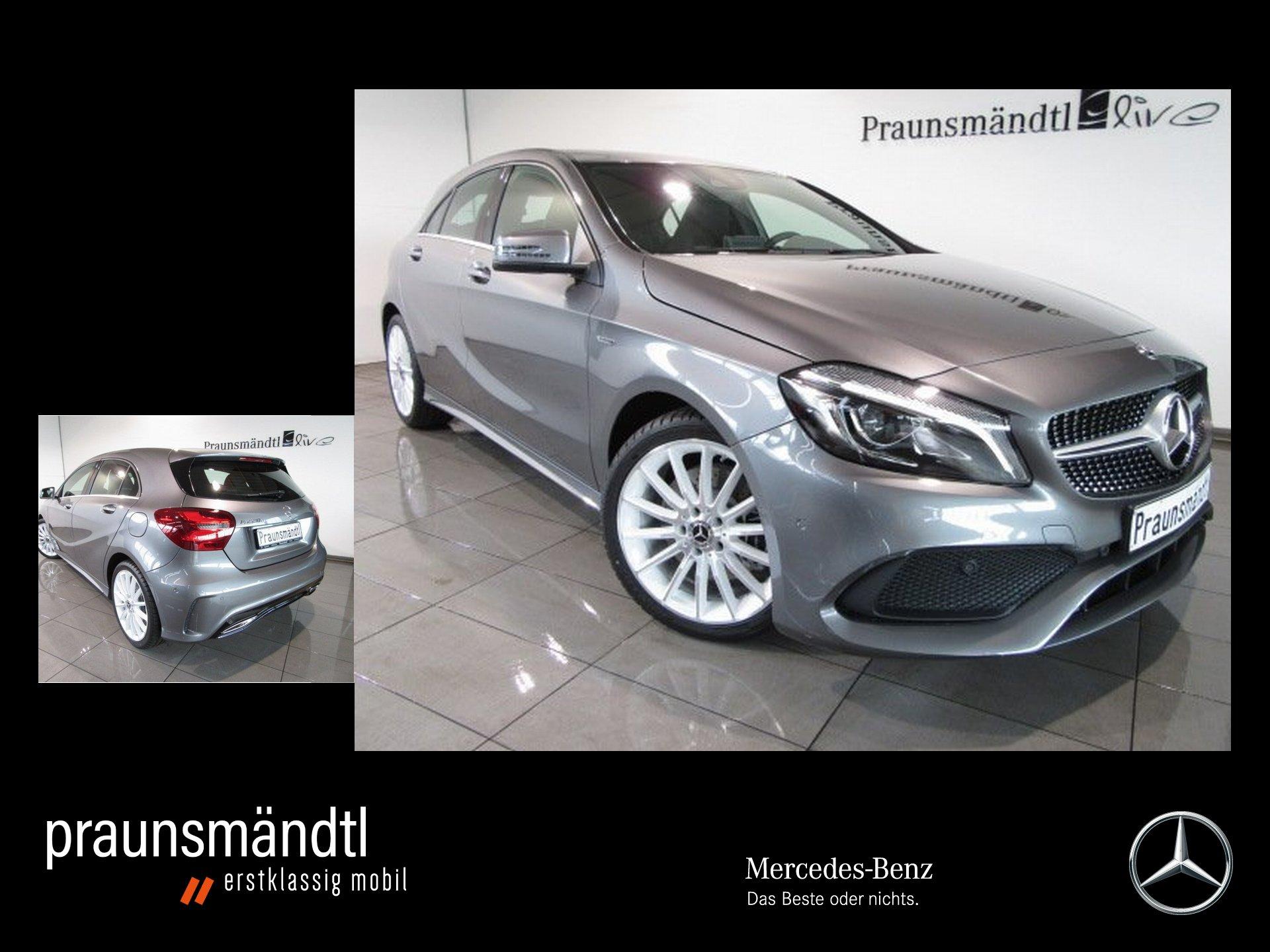Mercedes-Benz A 220 d AMG PEAK 7ATG/LED/Navi/PTS/Kamera/SHZ/CD, Jahr 2017, Diesel
