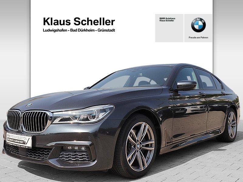 BMW 730d xDrive Limousine M Sportpaket Head-Up HiFi, Jahr 2016, Diesel