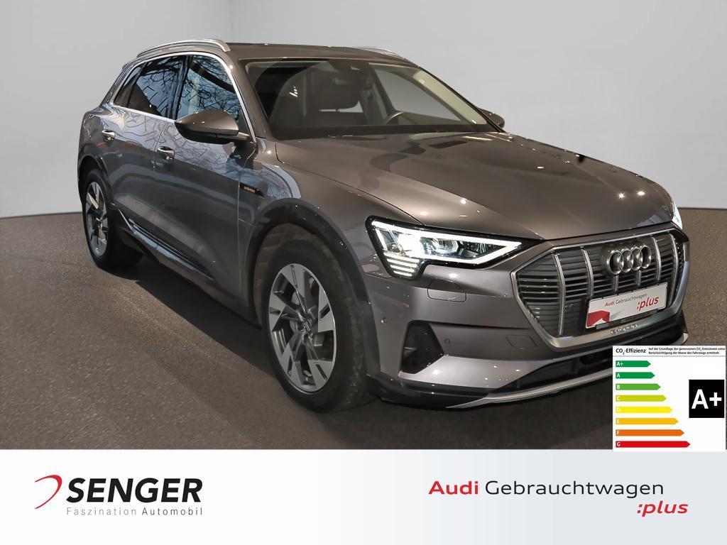 Audi e-tron advanced 55 quattro Assistenz-Paket Tour, Jahr 2019, Elektro