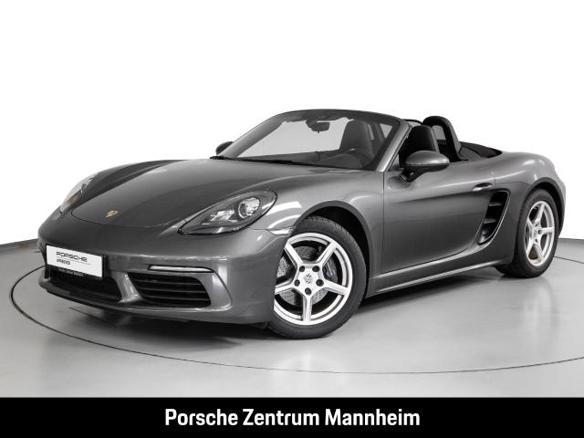 Porsche Boxster 718 Navi ConnectPlus Parkass. Spurw., Jahr 2017, Benzin