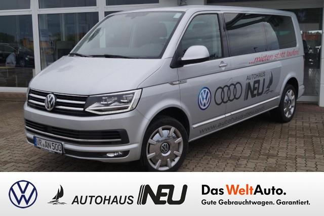 Volkswagen Caravelle Highline 2.0 TDI DSG LED, NAVI, Leder, Jahr 2017, Diesel