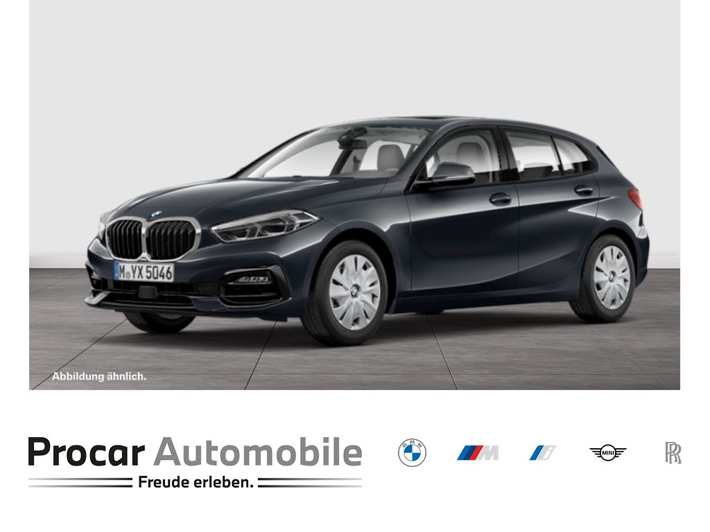 BMW 118d Aut. Sport Line LC+ Navi LED DAB Shz HiFi, Jahr 2021, Diesel