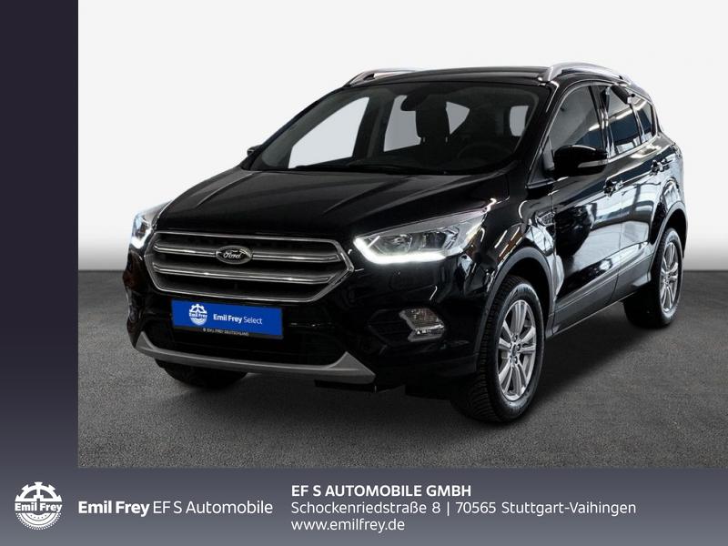 Ford Kuga 1.5 EcoBoost 2x4 Cool & Connect Klima SHZ PDC, Jahr 2019, Benzin