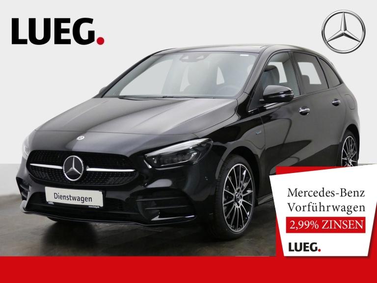 Mercedes-Benz B 250 e EDITION20+AMG+19''+FAHRASS+PANO+KEYLESS, Jahr 2020, Hybrid