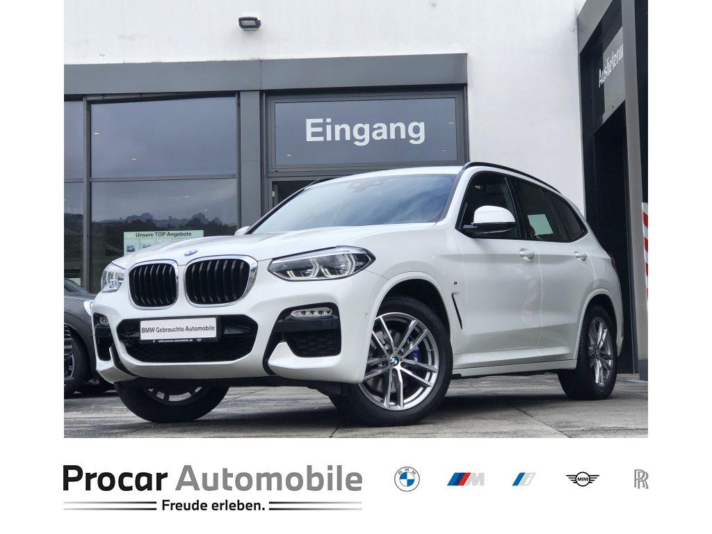BMW X3 xDrive30d MSport Navi HuD LED PA DA Pano HiFI, Jahr 2018, Diesel