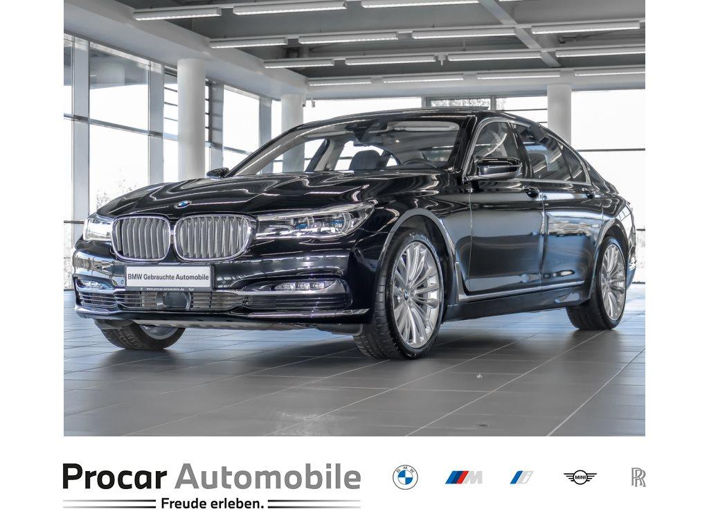 BMW M760Li xDrive Executive Lounge DA+ Laser Standhzg., Jahr 2018, Benzin