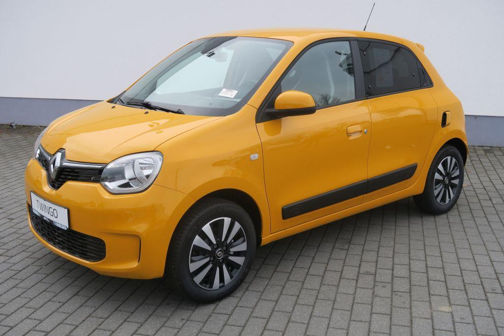 Renault Twingo SCe 65 LIMITED DELUXE Paket, Jahr 2021, Benzin